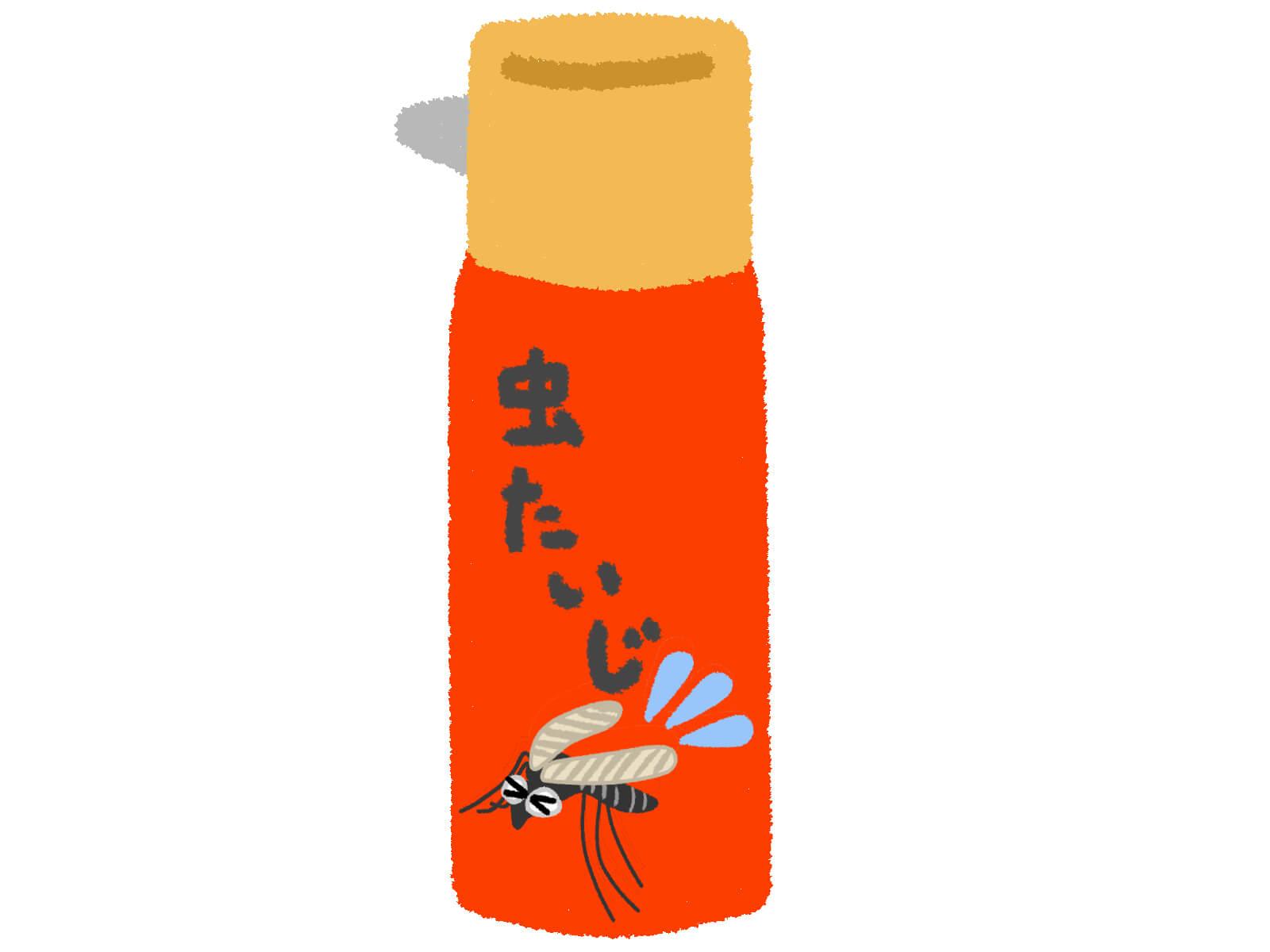 蚊がいなくなるスプレー